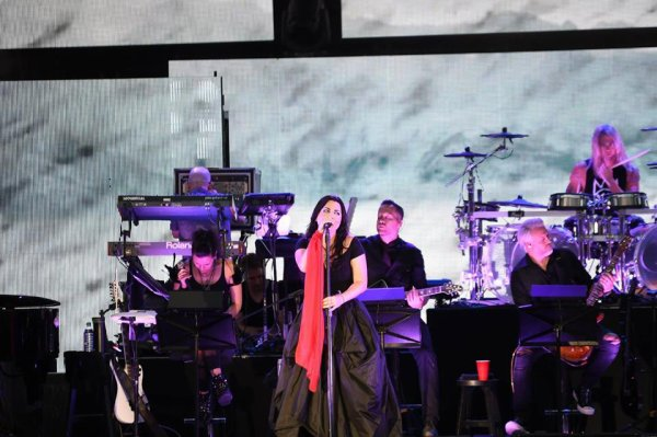 Review : SynthesisLive/Ft Lindsey Stirling - Simpsonville 14/08/18 Partie II