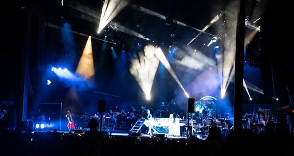 Review : SynthesisLive/Ft Lindsey Stirling - Simpsonville 14/08/18 Partie III