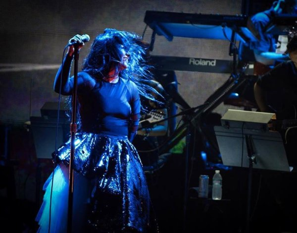 Review : SynthesisLive/Ft Lindsey Stirling - Jacksonville 20/08/18 Partie I