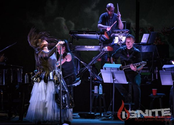 Review : SynthesisLive/Ft Lindsey Stirling - Jacksonville 20/08/18 Partie III