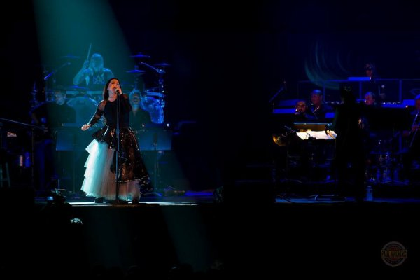 Review : SynthesisLive/Ft Lindsey Stirling - Woodlands 25/08/18 Partie II