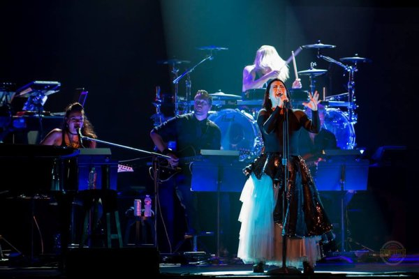 Review : SynthesisLive/Ft Lindsey Stirling - Woodlands 25/08/18 Partie III
