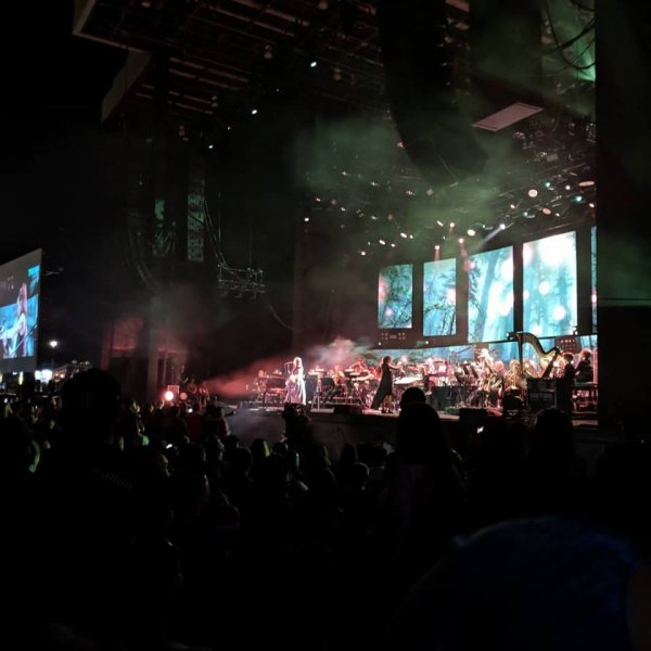 Review : SynthesisLive/Ft Lindsey Stirling - Albuquerque 28/08/18 Partie I