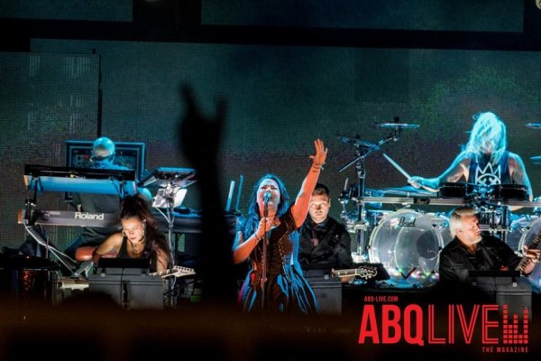 Review : SynthesisLive/Ft Lindsey Stirling - Albuquerque 28/08/18 Partie II