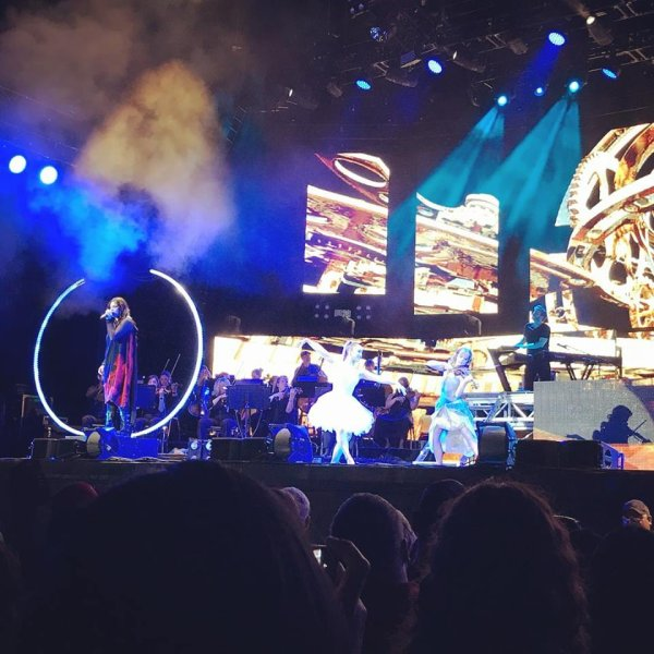 Review : SynthesisLive/Ft Lindsey Stirling - Albuquerque 28/08/18 Partie III