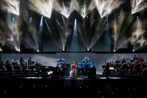 Review : SynthesisLive/Ft Lindsey Stirling - Phoenix 29/08/18 Partie I