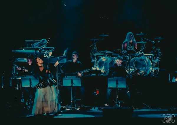 Review : SynthesisLive/Ft Lindsey Stirling - Chula Vista 31/08/18 Partie III