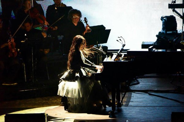 Review : SynthesisLive/Ft Lindsey Stirling - Mountain View 05/09/18 Partie I