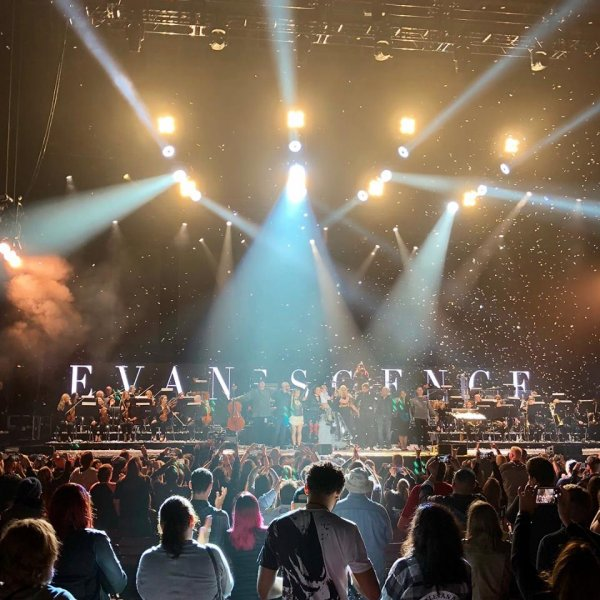 Review : SynthesisLive/Ft Lindsey Stirling - Auburn 07/09/18 Partie I