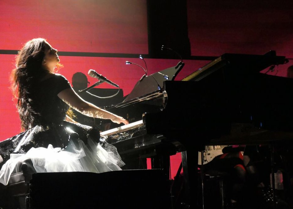 Review : SynthesisLive/Ft Lindsey Stirling - Auburn 07/09/18 Partie III