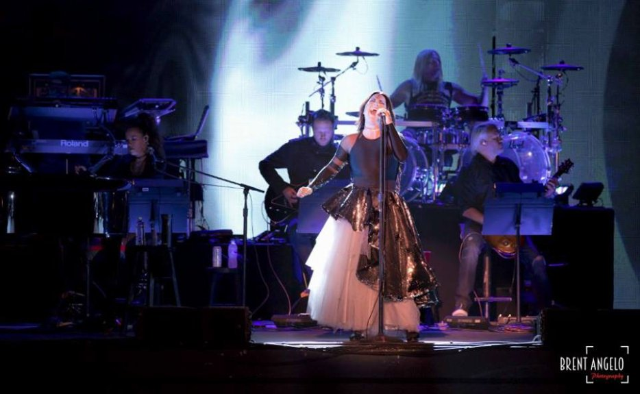 Review : SynthesisLive/Ft Lindsey Stirling - Ridgefield 08/09/18 Partie III
