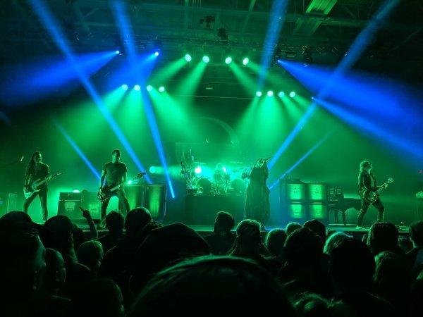 Review : #SpringTour -  UPMC Events Center 12/05/19 Partie II