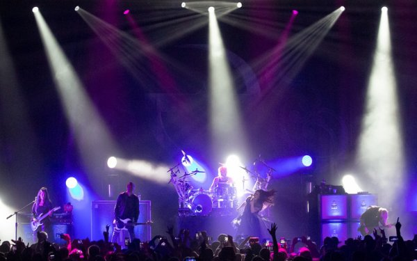 Review : #SpringTour -  The Anthem, Washington 15/05/19 Partie III