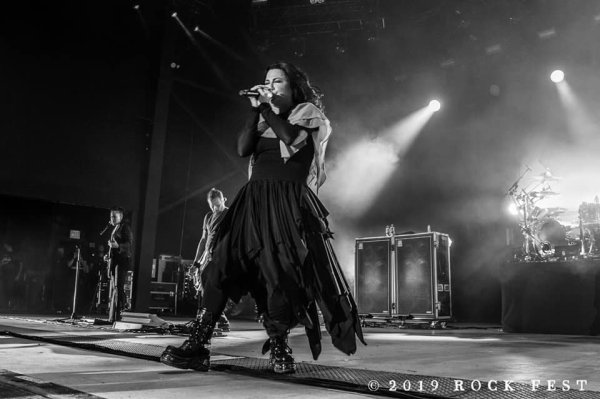 Review : #SummerTour - RockFest, Cadott 18/07/19 Partie II