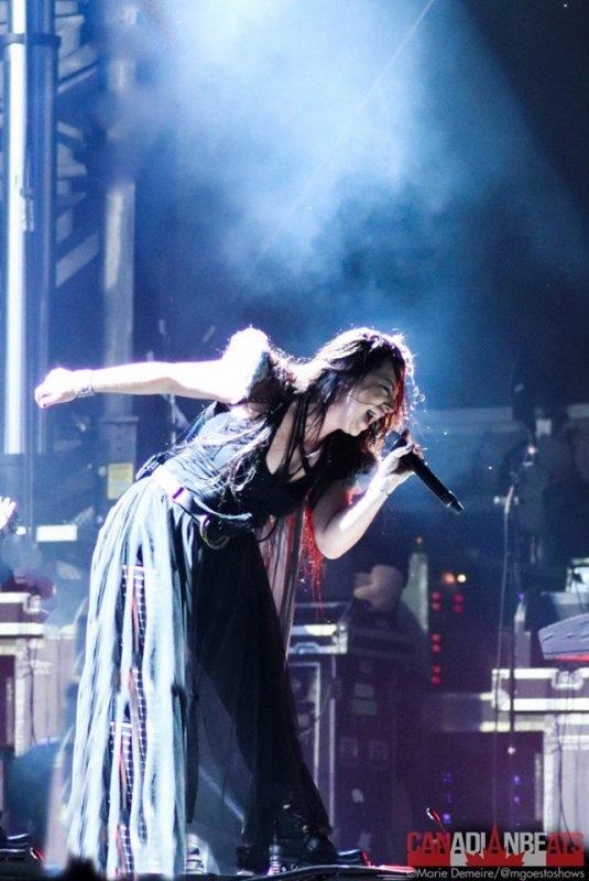 Review : #SummerTour - Heavy Montréal Festival,  27/07/19 Partie II