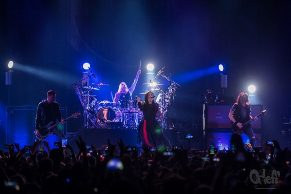 Review : #EuropeanTour - Sofia/Bulgarie 11/09/19 Partie III