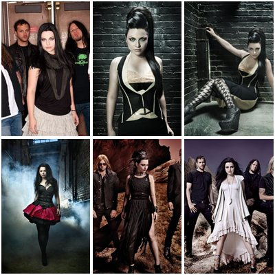 Photoshoot - Evanescence - 2011