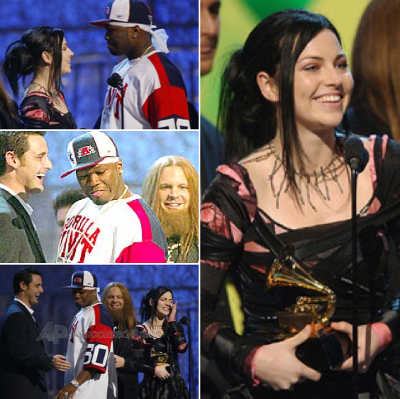 07 Février 2004 : 46th Annual Grammy Awards (Los Angeles)