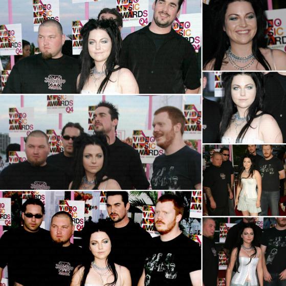 29 Août 2004 : MTV Video Music Awards 2004 (Miami)