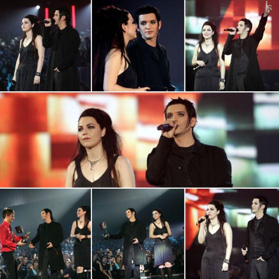 18 Novembre 2004 : MTV Europe Music Awards 2004 (Rome)