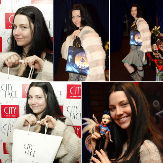 12 Février 2005 : 47th Annual Grammy Awards - Gift Lounge (Los Angeles)