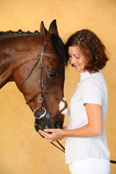 « Votre cheval vous ressemble comme votre reflet dans le miroir. » John Lyons