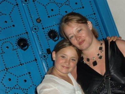 moi et ma maman !!