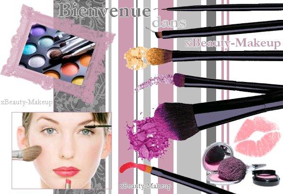 ►Article n°1: Le commencement de xBeauty-Makeup