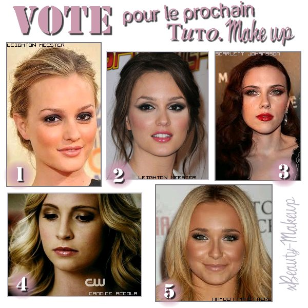 ►Article n°5: Tuto. Make up - Number One