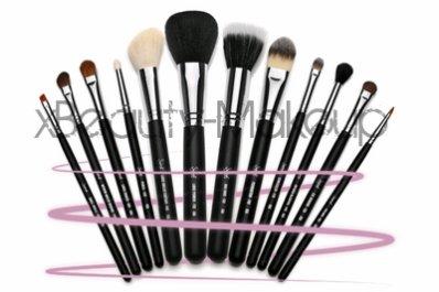 ►Article n°6: Les différents pinceaux pour le Make up