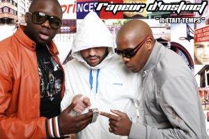 'il etait temps' featuring RAPEUR D'1STINCT (2012)