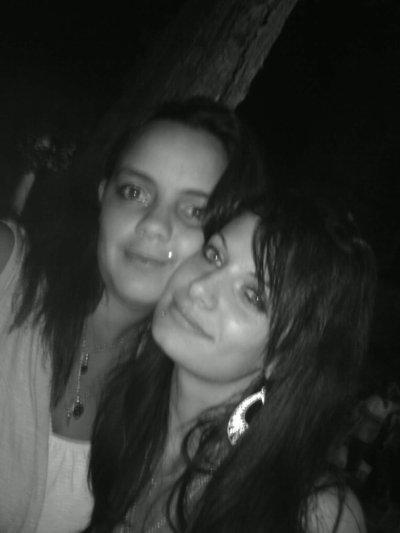 moi et petite soeur <3