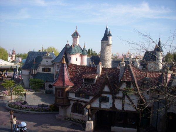 FantasyLand vu du château (a)