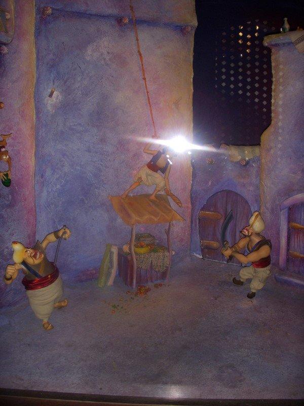 Le passage enchanté d'Aladdin ♥. Désolé du flash :s