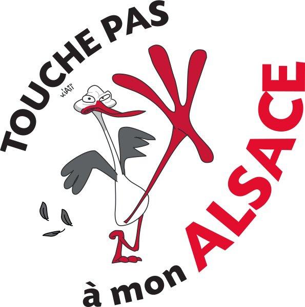 Touche pas à mon Alsace !
