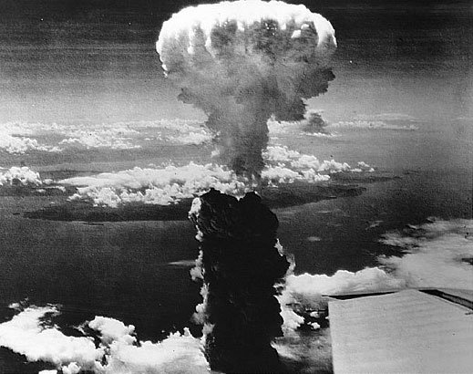 bombardement de A Nagazaki