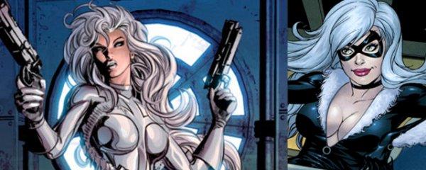 Spider-Man : un spin-off au féminin sur Silver Sable et Black Cat en préparation