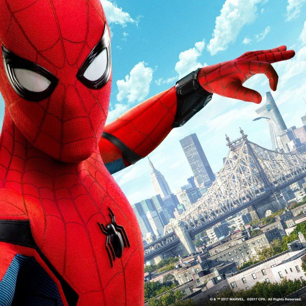 Spider-Man Homecoming : Tom Holland annonce une trilogie Spider-Man