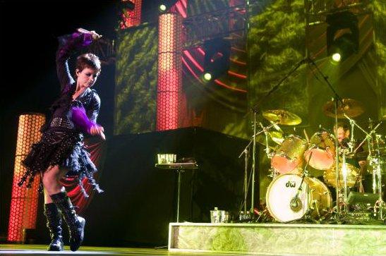 Concert des CRANBERRIES du 20/03/10