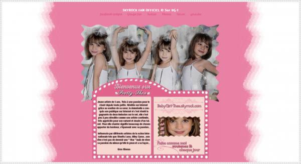 { Blog Pretty-Thea }