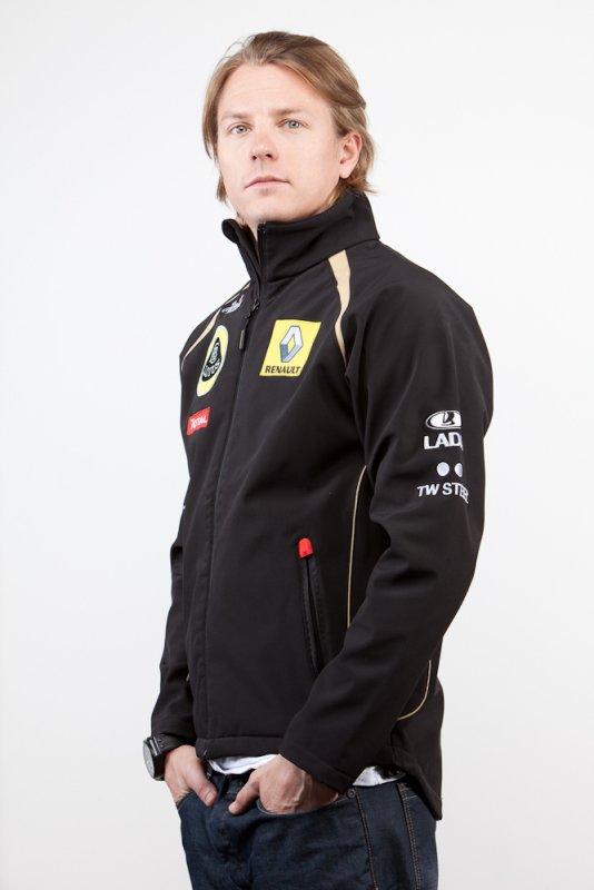 Kimi Räikkönen console Lotus