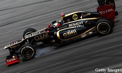 Kimi Räikkönen peut encore sortir du bois en course en Malaisie...