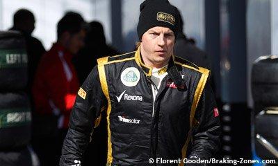 Raikkonen fataliste, Grosjean heureux après le Grand Prix de Chine...