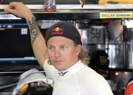 Räikkönen à la recherche d'une cinquième victoire à Spa...