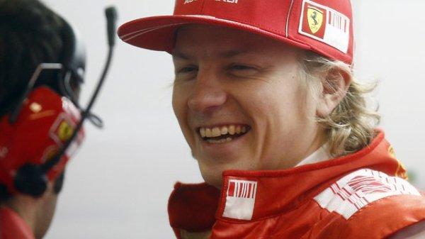 Ferrari : Kimi Räikkönen sera l'équipier de Fernando Alonso...