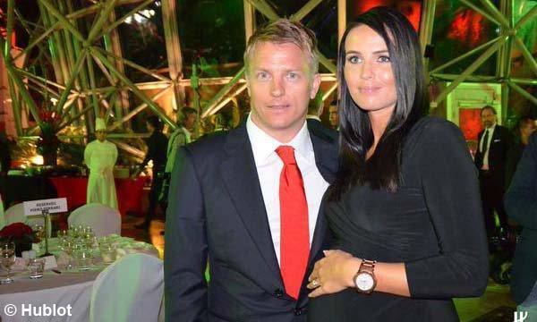 Kimi Raikkönen : Sa femme Minttu, enceinte de leur 2e enfant, expose ses rondeurs...