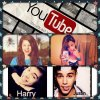 Mes idols and YOUTUBE
