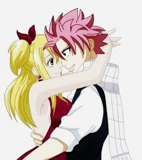 Fairy tail - NatsuxLucy and other