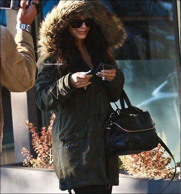 5 janvier 2011 :  Nessa se rendant chez Zac (son ex). Top or flop ?