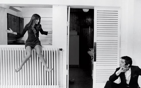 Gainsbourg et Jane B.